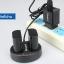 Kingma Canon LP-E6 LP-E6N USB Dual Battery Charger แท่นชาร์จแบ็ตเตอรี่ แคนนอน thumbnail 5