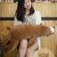 ตุ๊กตาหมีขั้วโลก รุ่นใยนิ่ม ขนาดวัดจากจมูก-ขาหลัง75cm thumbnail 1