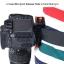 Commlite Quick Release Waist Belt Buckle Capture Clip for Gopro DSLR Camera thumbnail 11