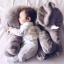 ตุ๊กตาช้างอิเกีย ตัวนิ่มมากกกกก น่ารัก น่ากอด ขนาดปลายงวง-หาง95cm line:stevie_b thumbnail 2