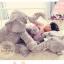 ตุ๊กตาช้างอิเกีย ตัวนิ่มมากกกกก น่ารัก น่ากอด ขนาดปลายงวง-หาง95cm line:stevie_b thumbnail 4