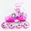 รองเท้าสเก็ต rollerblade รุ่น MFP สีชมพู-ขาว Size S **พร้อมเซทป้องกันสุดคุ้ม