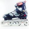 รองเท้าสเก็ต rollerblade รุ่น MZB สีดำ-เทา ไซส์ M