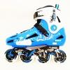 รองเท้าสเก็ต rollerblade แบบสลาลม รุ่น MSB สีฟ้า-ขาว Fixed Size 42
