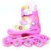 รองเท้าสเก็ต rollerblade รุ่น MPP-Kids สีชมพู พร้อมเซทสุดคุ้ม Size S 28-31
