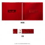 อัลบั้ม #G-Dragon - Solo Album [KWON JI YONG] (USB Album / No Poster)