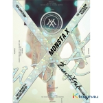 อัลบั้ม #MONSTA X - Album Vol.1 [BEAUTIFUL] (Brilliant MV Making Ver.)