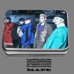 ชุดรูปพร้อมกล่องเหล็ก #BIGBANG MADE THE FULL TOP