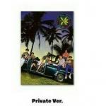อัลบั้ม [#EXO ] #KoKoBop 4th ALBUM - THE WAR : ปก Private Ver. (ระบุเกาหลี หรือ จีน ที่ช่องหมายเหตุ)