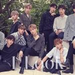 [#WANNAONE] นิตยสาร 1st LOOK #Produce101