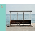 อัลบั้ม #BTS - Album [WINGS : You Never Walk Alone] (LEFT ver.) : ปกสีฟ้า