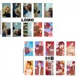 ชุดรูป LOMO #GOT7 Never Ever (20รูป)
