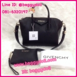 "Givenchy 12"" กระเป๋าจีวองชี่ **เกรดAAA*** (เลือกสีด้านในค่ะ)"