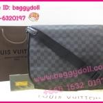 Louis Vuitton Damier Graphite Canvas Daniel GM **เกรดท๊อปมิลเลอร์** (Hi-End)