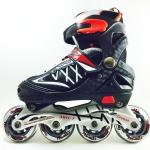 รองเท้าสเก็ต rollerblade รุ่น MKR สีดำแดง Size M และ L