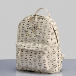กระเป๋าแฟชั่น(สีครีม)MCM
