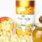นมผึ้ง คือ สุดยอดอาหารผิว เป็น อาหารสำหรับราชินีผึ้ง รอยัลเจลลี่ที่ดีที่สุด pantip