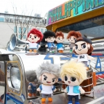 PRE] ตุ๊กตา GOT7 Character Doll (Dream Knight Goods)