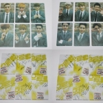 การ์ด Exo Repackage Growl