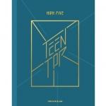 อัลบั้ม #TEEN TOP - Album Vol.2 [HIGH FIVE] (ONSTAGE Ver.)