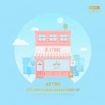 อัลบั้ม (#ASTRO) - DREAM PART.01 (4TH 미니앨범) DAY VER