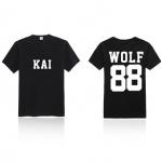 เสื้อ EXO WOLF 88 - KAI