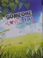 กล่องเปล่า Someone loves you + เรื่องสั้น My friends the series