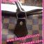 Louis Vuitton Damier Canvas Speedy Bandoulire **เกรดท๊อปมิลเลอร์** (Hi-End) thumbnail 8