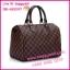 Louis Vuitton Damier Canvas Speedy 30 **เกรดท๊อปมิลเลอร์** (Hi-End) thumbnail 3