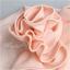 Sale ชุดราตรีสั้น แขนสั้น สีชมพู แต่งดอกไม้ช่วงคอ (เหลือเฉพาะ M , L ) thumbnail 9