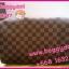 Louis Vuitton Damier Canvas Speedy Bandoulire **เกรดท๊อปมิลเลอร์** (Hi-End) thumbnail 17