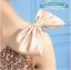 พร้อมส่ง ชุดราตรี ปักเลื่อมทั้งชุด เข้ารูป สีชมพู Nude แต่งเข็มกลัดโบว์ไหล่ซ้าย thumbnail 8