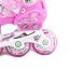 รองเท้าสเก็ต rollerblade รุ่น MCO สีชมพู-ขาว Size S *พร้อมเซทป้องกันสุดคุ้ม thumbnail 3