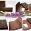 Louis Vuitton Monogram Canvas Wallet กระเป๋าสตางค์หลุยส์ ใบยาวสามพับ **เกรดAAA+** thumbnail 3