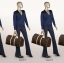 Louis Vuitton Monogram Macassar Canvas Keepall 45,50,55 **เกรดท๊อปมิลเลอร์** (Hi-End) thumbnail 11