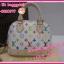 Louis Vuitton Multicolor Canvas Alma BB **เกรดท๊อปมิลเลอร์** (Hi-End) thumbnail 5
