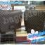 Louis Vuitton Damier Canvas Brooklyn PM,MM,GM **เกรดท้อปพรีเมี่ยม** thumbnail 12