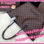 Louis Vuitton Damier Canvas Neverfull GM **เกรดท๊อปมิลเลอร์** (Hi-End) thumbnail 3