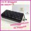 Chanel Zippy Wallet กระเป๋าสตางค์ชาแนลใบยาวซิปรอบ ** เกรดAAA+ ** thumbnail 11