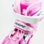 รองเท้าสเก็ต rollerblade รุ่น MAP สีชมพู-ขาว Size S **พร้อมเซทป้องกันสุดคุ้ม thumbnail 4