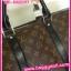 Louis Vuitton Monogram Macassar Canvas Keepall 45,50,55 **เกรดท๊อปมิลเลอร์** (Hi-End) thumbnail 4