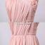 Pre-order ชุดราตรียาว สีชมพูอ่อน ชุดเพื่อนเจ้าสาว Pink-002 thumbnail 20