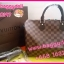 Louis Vuitton Damier Canvas Speedy Bandoulire **เกรดท๊อปมิลเลอร์** (Hi-End) thumbnail 9