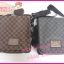 Louis Vuitton Damier Graphite Canvas Brooklyn PM,MM,GM **เกรดท้อปพรีเมี่ยม** thumbnail 6