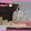Louis Vuitton Multicolor Canvas Alma BB **เกรดท๊อปมิลเลอร์** (Hi-End) thumbnail 2