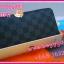 Louis Vuitton Damier Graphite Zippy Wallet กระเป๋าสตางค์หลุยส์ ใบยาว ซิบรอบ **เกรดAAA+** thumbnail 4