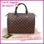 Louis Vuitton Damier Canvas Speedy 30 **เกรดท๊อปมิลเลอร์** (Hi-End) thumbnail 1