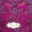 พร้อมเช่า ชุดราตรียาว ผ้าชีฟอง สีม่วง ปักลูกไม้และแต่งลูกปัด สวยหรู thumbnail 8