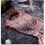 พร้อมเช่า ชุดราตรียาว แขนกุด สีชมพูอมม่วง อกแต่งลูกไม้ กรโปรงเนื้อผ้ามัน คาดเอวคริสตัล เซ็กซี่ผ้าหลัง เพิ่มเข็มกลัดโบว์ช่วงหลัง thumbnail 28