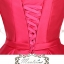 พร้อมส่ง ชุดราตรีสั้น แบบปาดไหล่ ผ้าซาตินเรียบหรู กระโปรงทรงA แต่งโบว์2ชั้น ช่วงเอว สีชมพู Hot pink (เชือกผูกหลัง) thumbnail 19